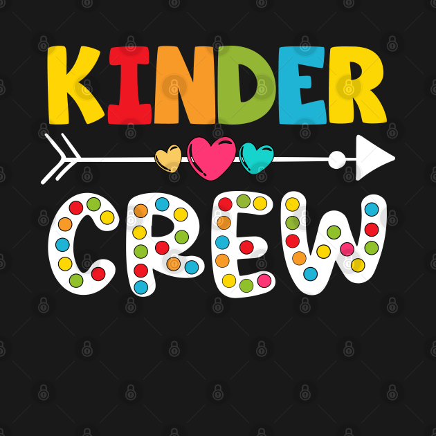 Kindergatren Crew - Kindergarten Teacher