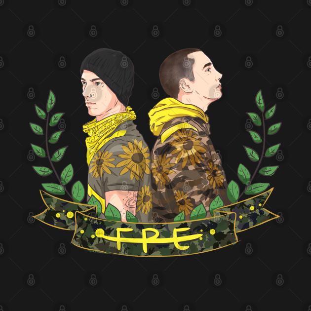 Joshler camo emblem