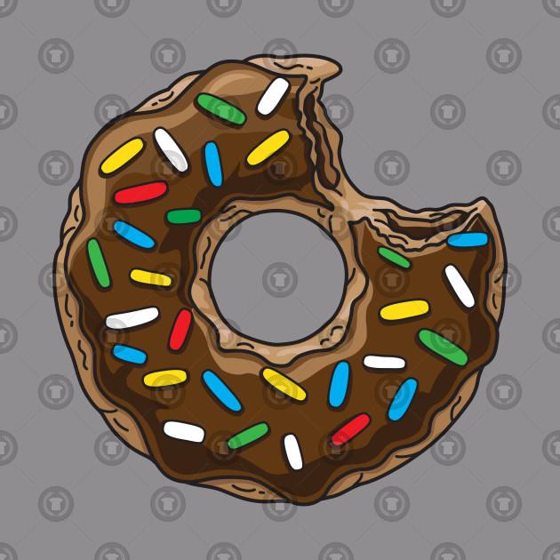 Chcolate donut