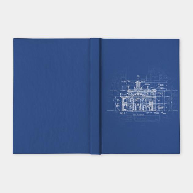 Haunted Mansion Blueprint