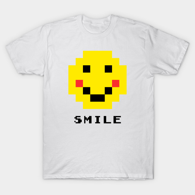 Digital Smile T-Shirt-TOZ