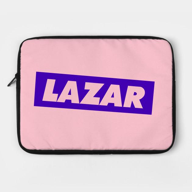 Lazarbeam Logo Purple