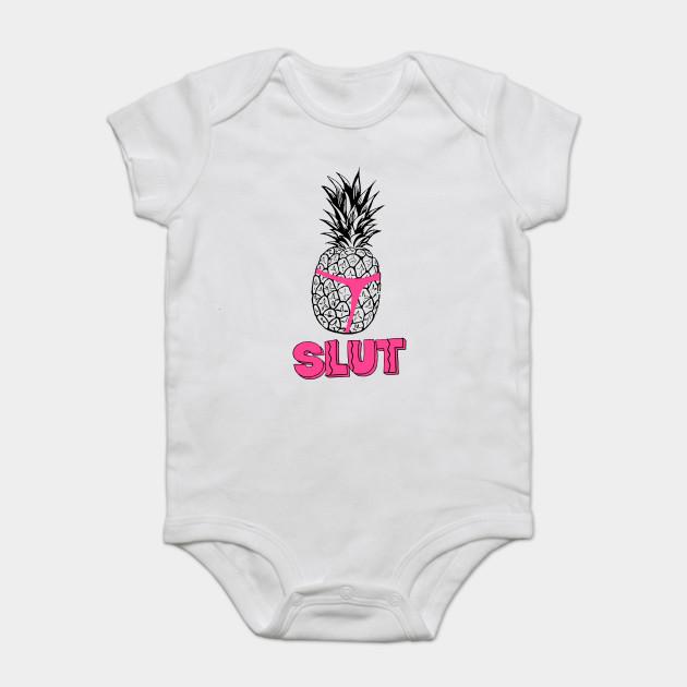 5a93048e1 Pineapple Slut - Brooklyn 99 - Onesie   TeePublic