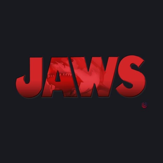 Jaws Logo Tee