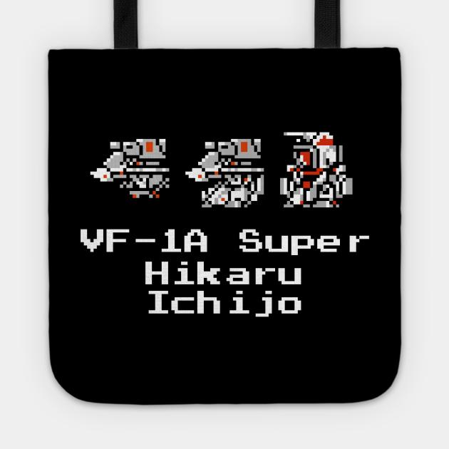 8bit DYRL VF-1A Super Hikaru