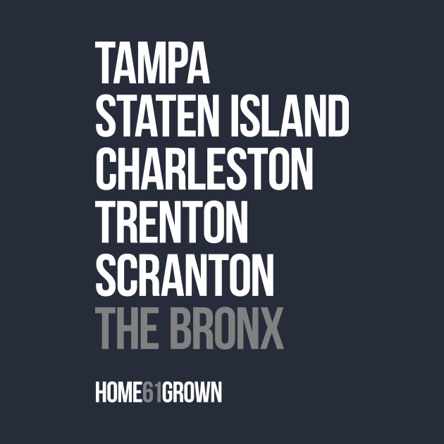 """Homegrown Series"" The Bronx: D"