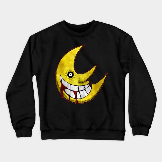 Soul Eater Moon Anime and Manga Adults hoodie
