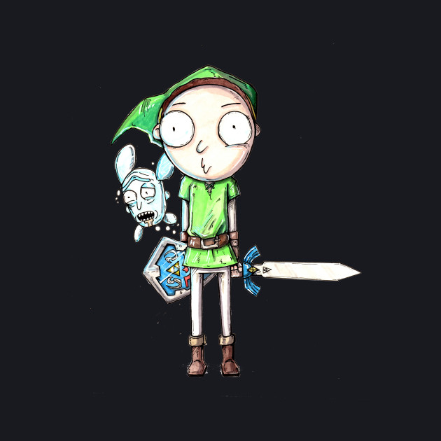 The Legend of Morty.