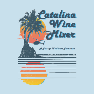 CATALINA WINE MIXER t-shirts