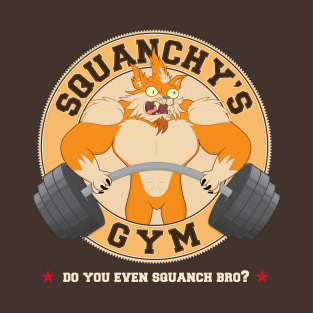 Squanchy's Gym