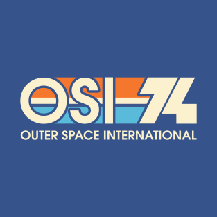 Outer Space International t-shirts
