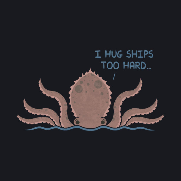 Monster Issues - Kraken