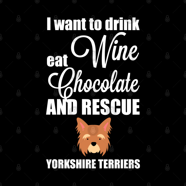 Yorkshire Terrier - Rescue Yorkshire Terriers