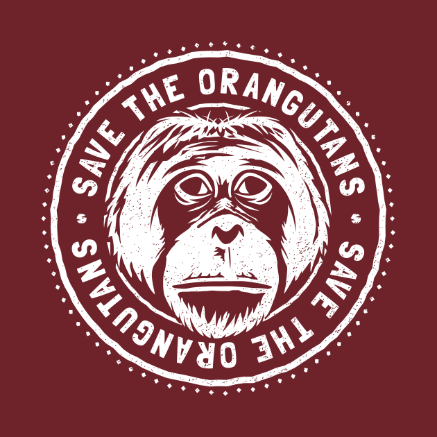 Endangered Species - Save The Orangutans