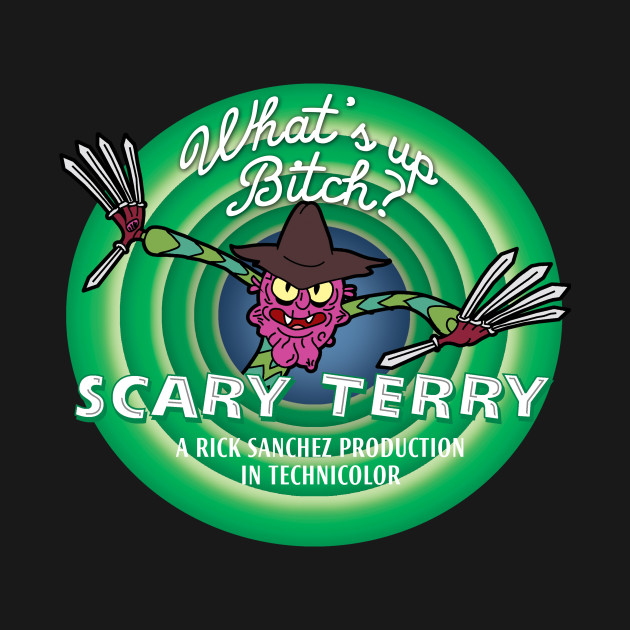 Scary Terry Folks!