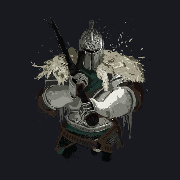 Chosen Undead Splatter