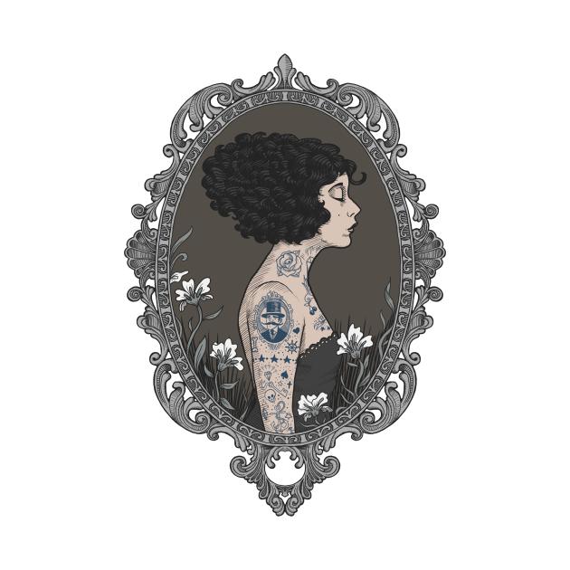 La Femme Tattoue