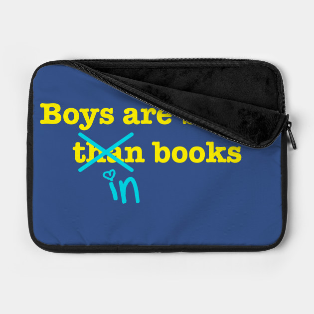 Boys in Books