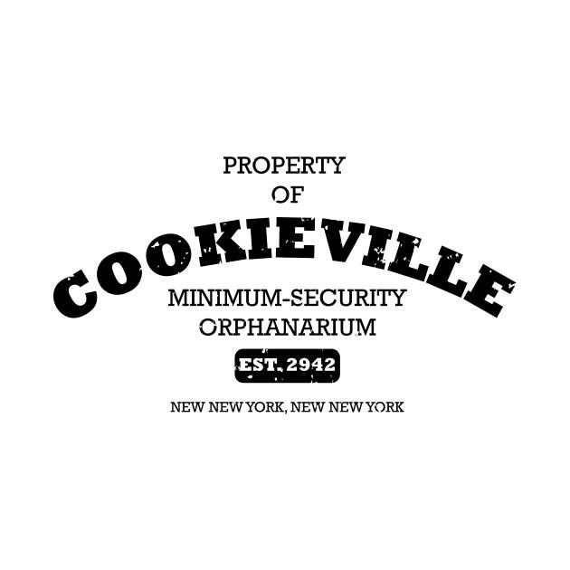 Cookieville Minimum-Security Orphanarium (aged)