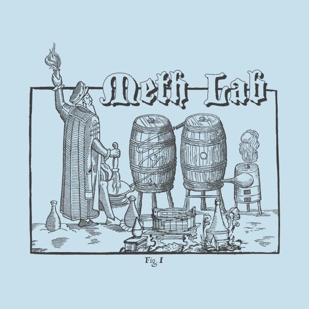 Meth Lab T-Shirt