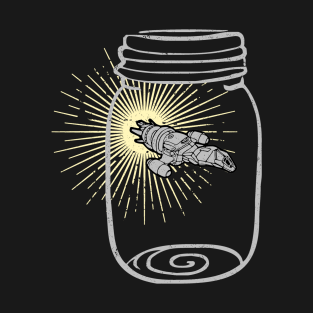 Firefly in a Jar t-shirts
