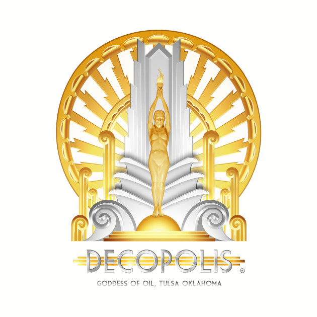 DECOPOLIS Goddess of Oil