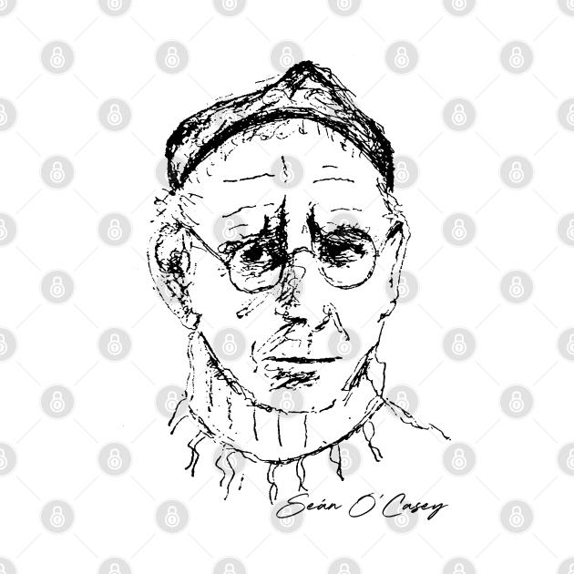 Seán O'Casey / Irish Socialist Playwright/Writer/Dramatist