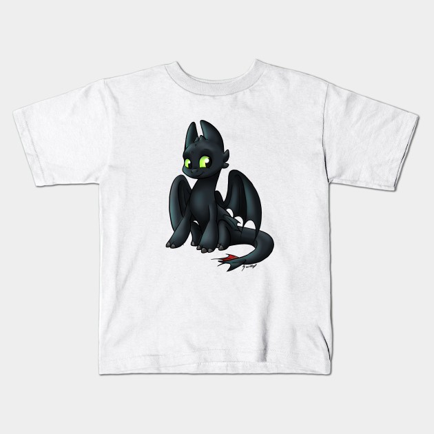 8955cec0 Cute Tooth' - How To Train Your Dragon - Kids T-Shirt | TeePublic