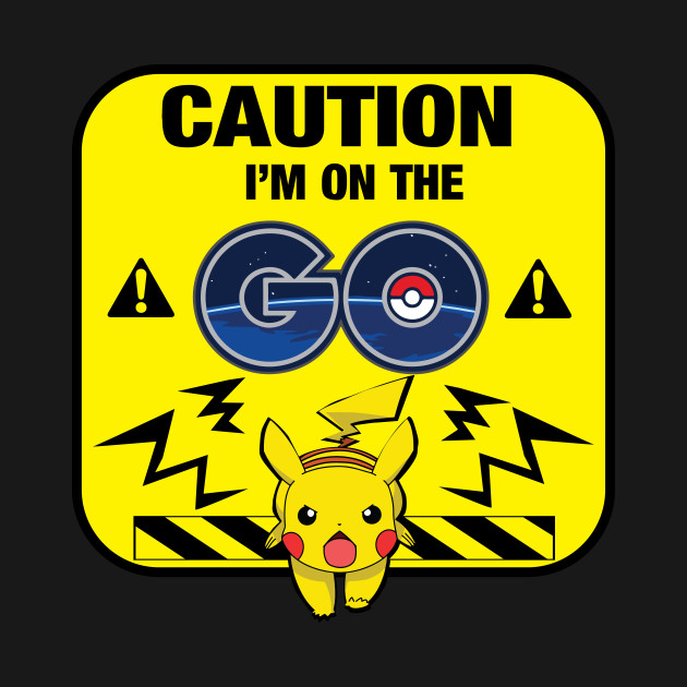 Caution on the Go