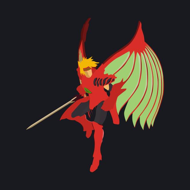 Dart - The Legend of Dragoon