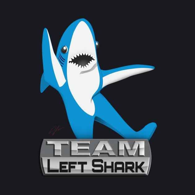 Team Left Shark