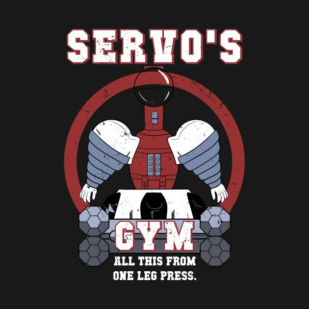 The Gym Of Love (Servo)