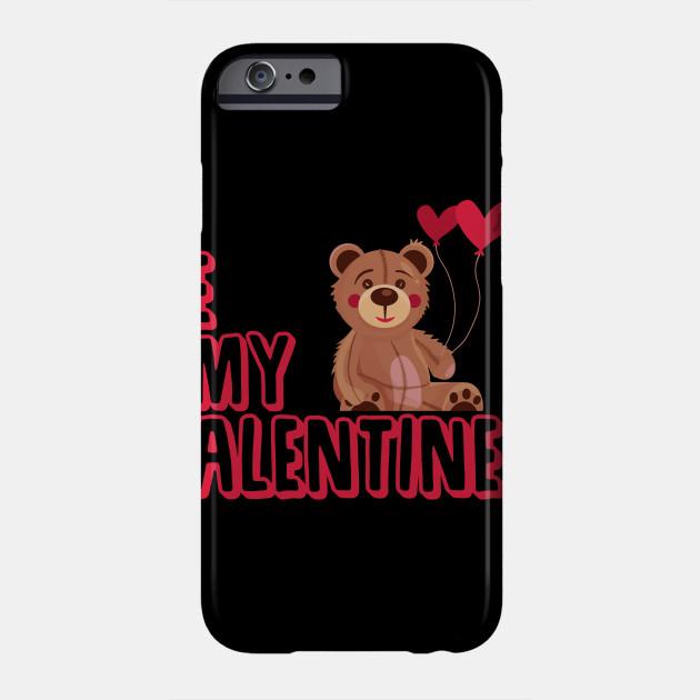 Teddy Bear Valentine's Day Gift Phone Case