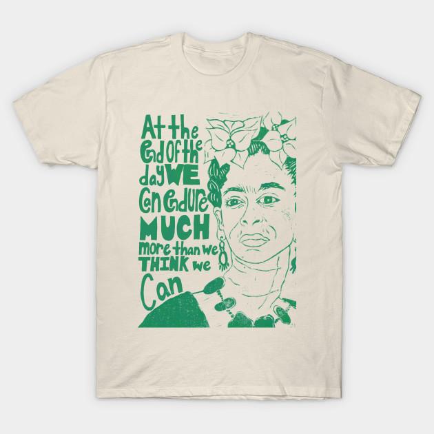 0630b08ad Frida Kahlo - Badass Women - T-Shirt | TeePublic