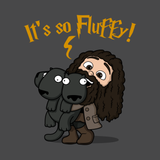 It's So Fluffy! t-shirts