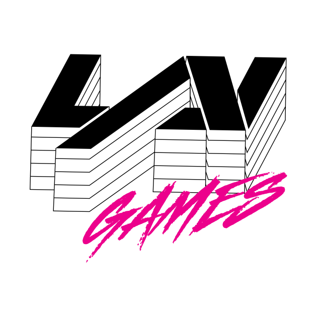 LAI Games Retro Logo T-Shirt
