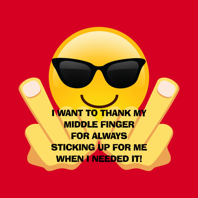 My Middle Finger