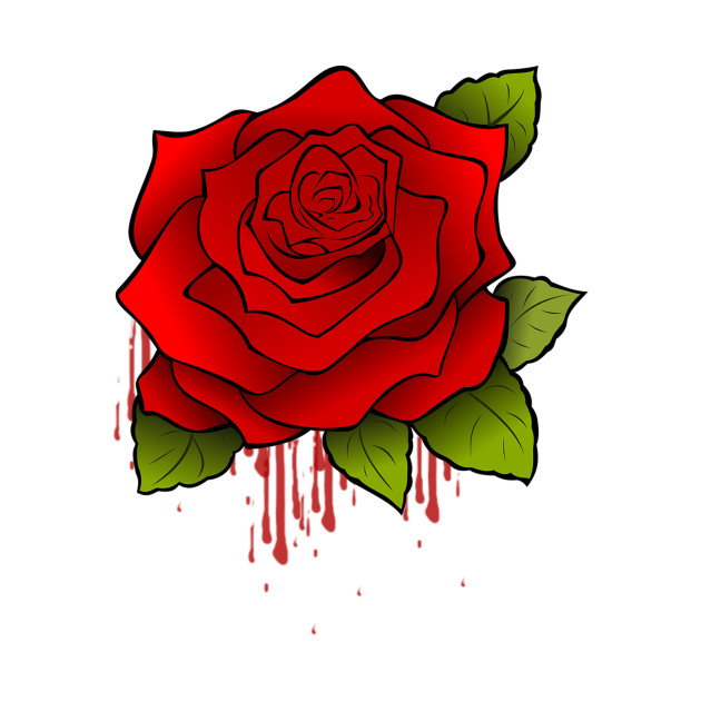 Image result for bloody rose