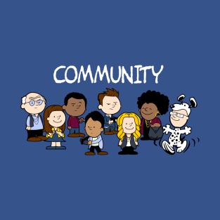 Greendales Peanuts t-shirts