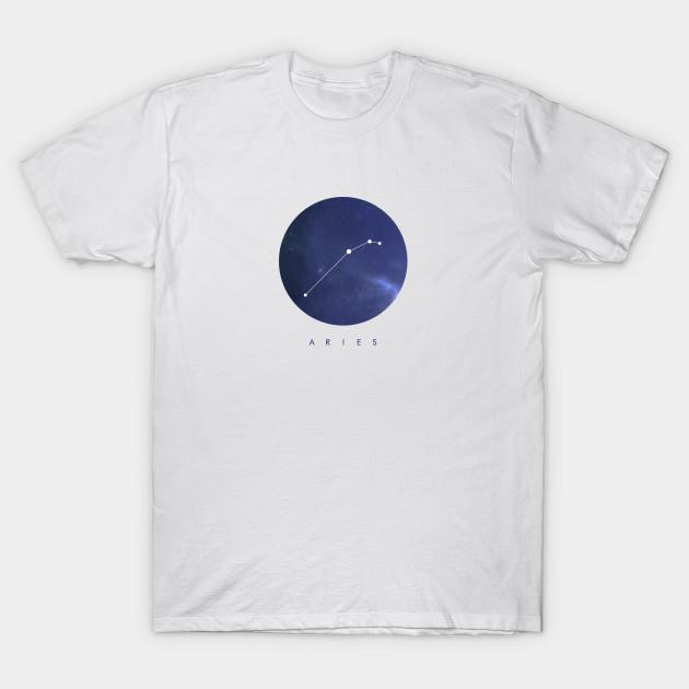 d8e3adfdeb7990 Aries Constellation - Aries - T-Shirt   TeePublic