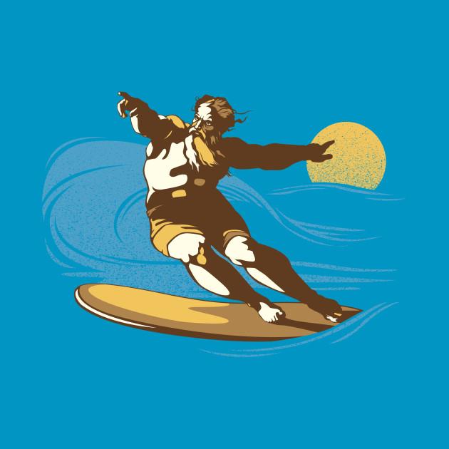 God Surfed