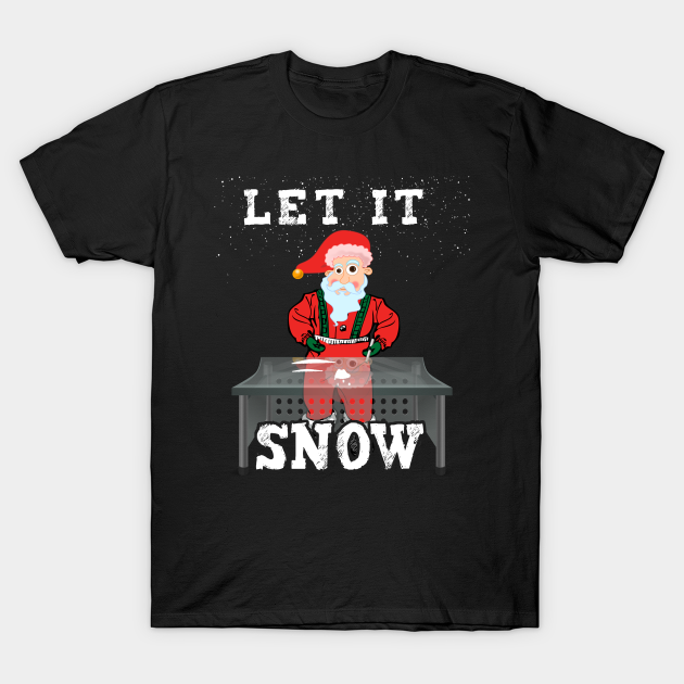 Cocaine Santa Let It Snow Adult Gag Gift Ugly Christmas Sweatshirt