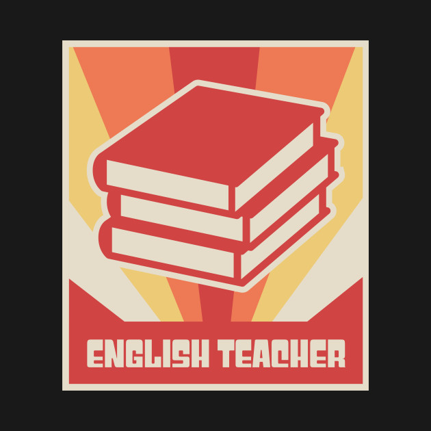 Retro Vintage Books – English Teacher