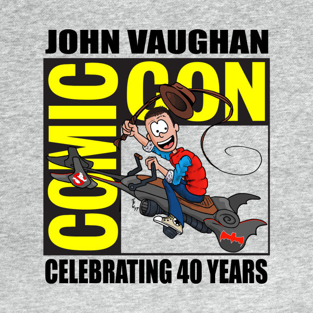 John Vaughan Comic Con