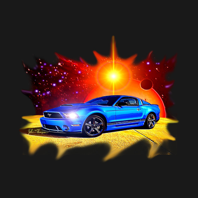 2012 mustang gt 2012 mustang gt t shirt teepublic. Black Bedroom Furniture Sets. Home Design Ideas