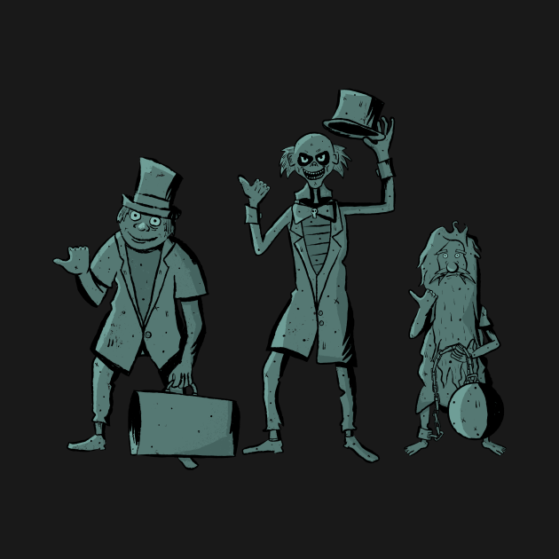 BEWARE of Hitchhiking Ghosts