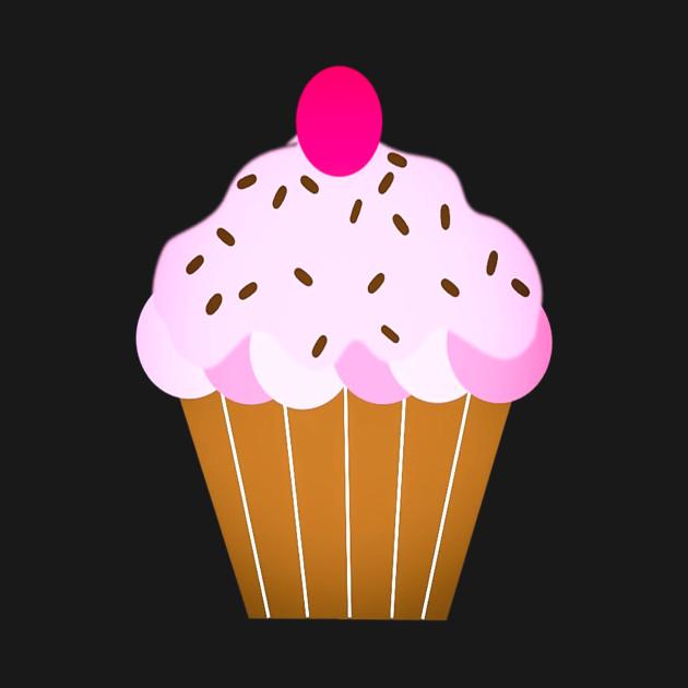 Love Cupcakes Shirt Cute Pink Strawberry Treat Love Cupcakes Cute