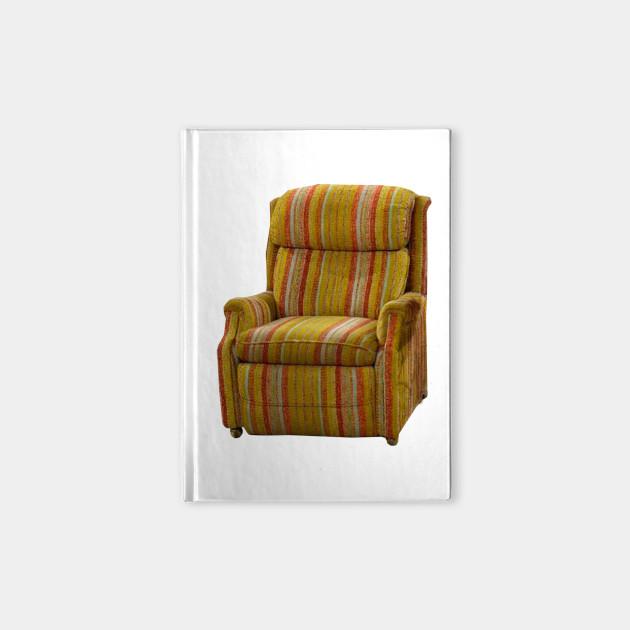 martin crane´s chair - Frasier - Notebook | TeePublic