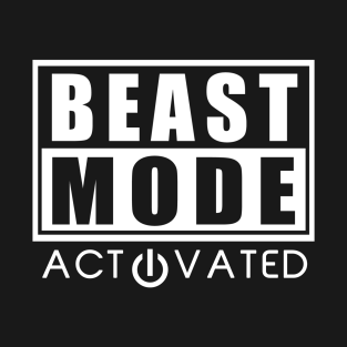 Beast Mode Bodybuilding Gym Sport t-shirts