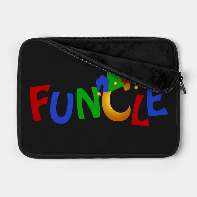 Funcle Funny Uncle Joker Hat